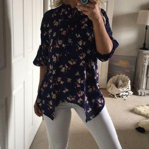 NWOT Lauren Conrad blouse